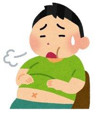 肥満と関係している病気のイメージイラスト